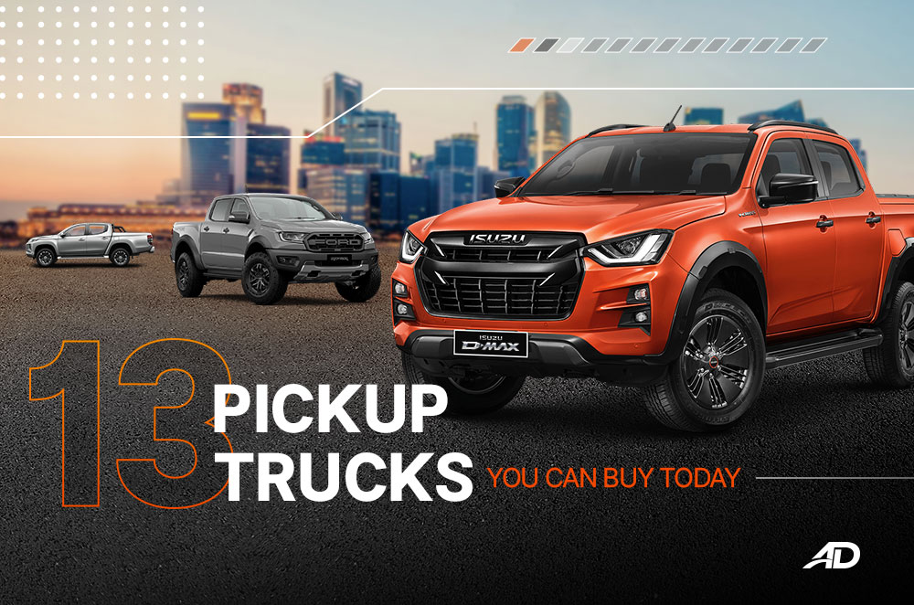 ❤️ best pick up truck in the philippines 2019