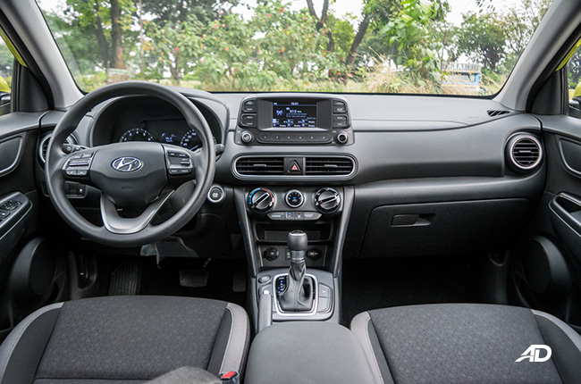 2018 Hyundai Kona Interior And Cargo Space Autodeal Philippines