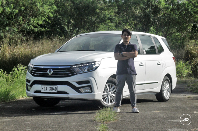2019 Ssangyong Rodius Review Autodeal Philippines