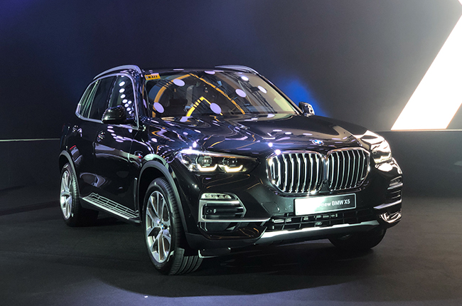 2019 Bmw X5 Is Here Aims To Sit On The Premium Suv Throne Autodeal