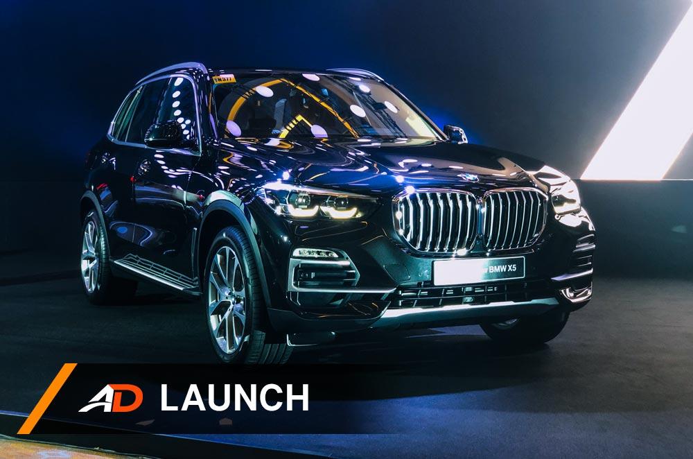 2019 Bmw X5 Launch Autodeal