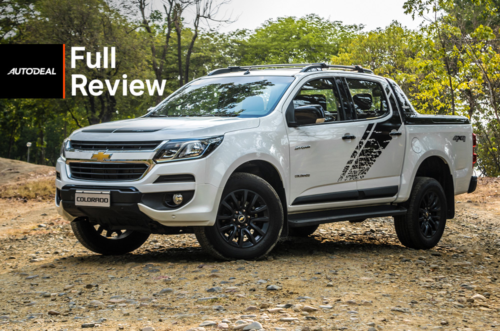 2019 Chevrolet Colorado High Country Storm Review Autodeal Philippines