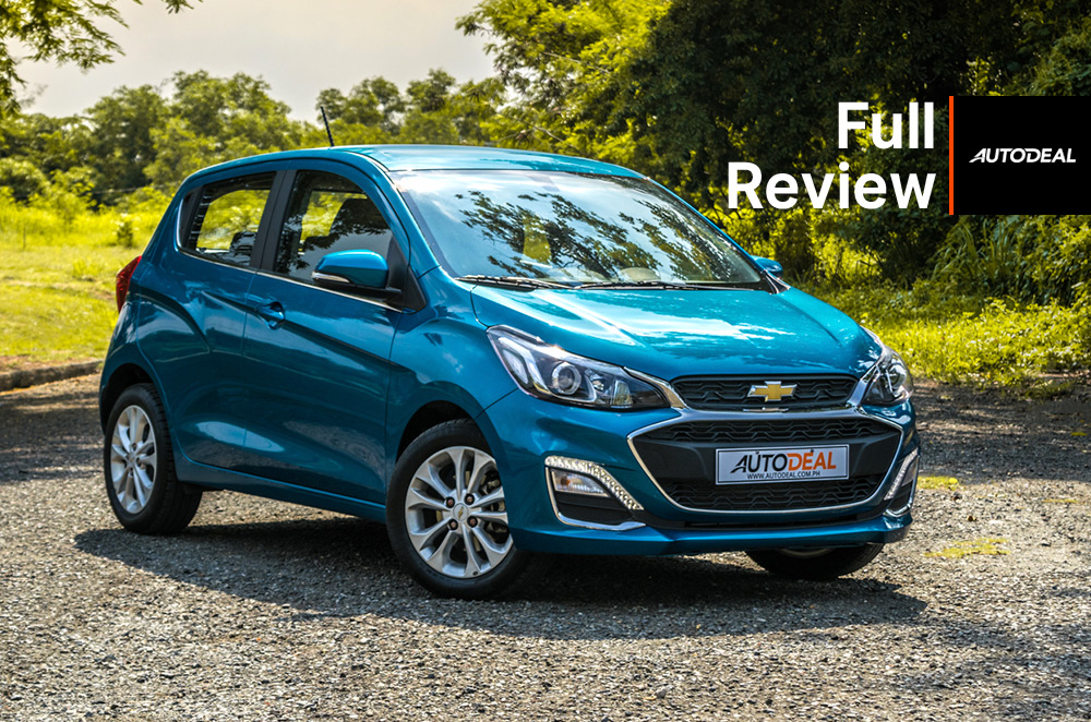 2019 Chevrolet Spark Review Autodeal Philippines