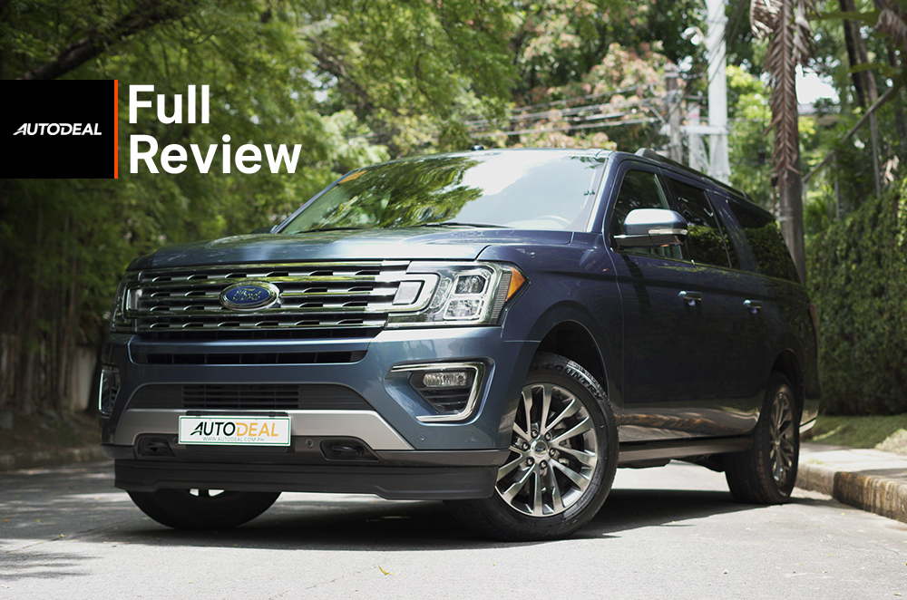 2019 Ford Expedition Review | Autodeal Philippines