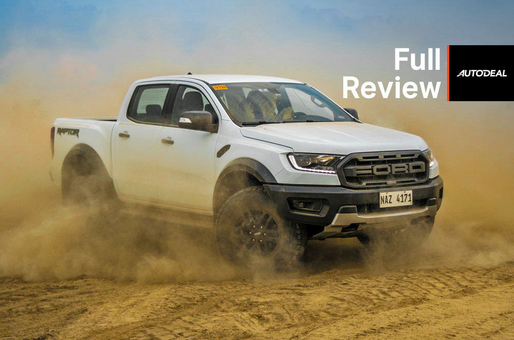 2019 Ford Ranger Raptor Review Autodeal Philippines