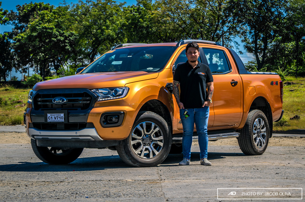 c5ad5aa5d4 2019 Ford Ranger Wildtrak Biturbo Review