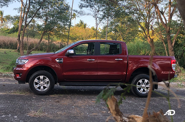 2019 ford ranger xlt technology and safety