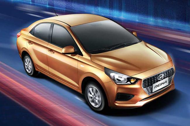 2019 Hyundai Reina Sedan Debuts Online Starts At P598 000 Autodeal