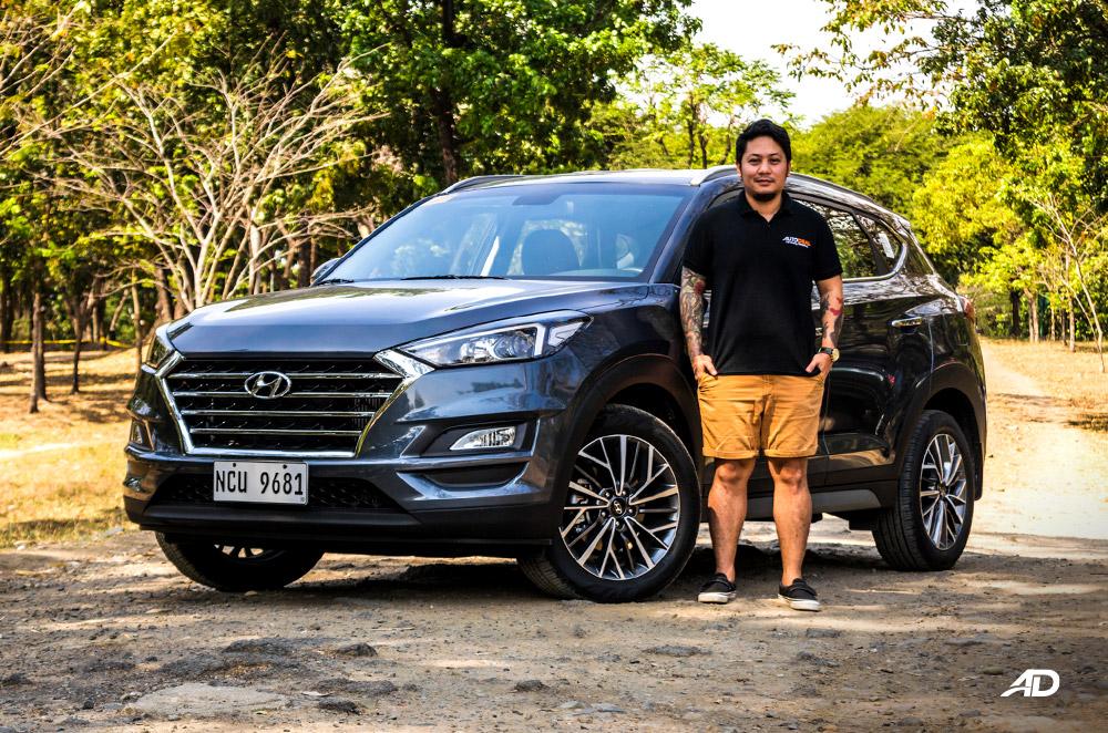 2019 Hyundai Tucson CRDi Review | Autodeal Philippines
