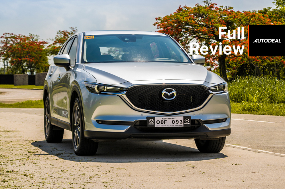 2019 Mazda Cx 5 Diesel Review Autodeal Philippines