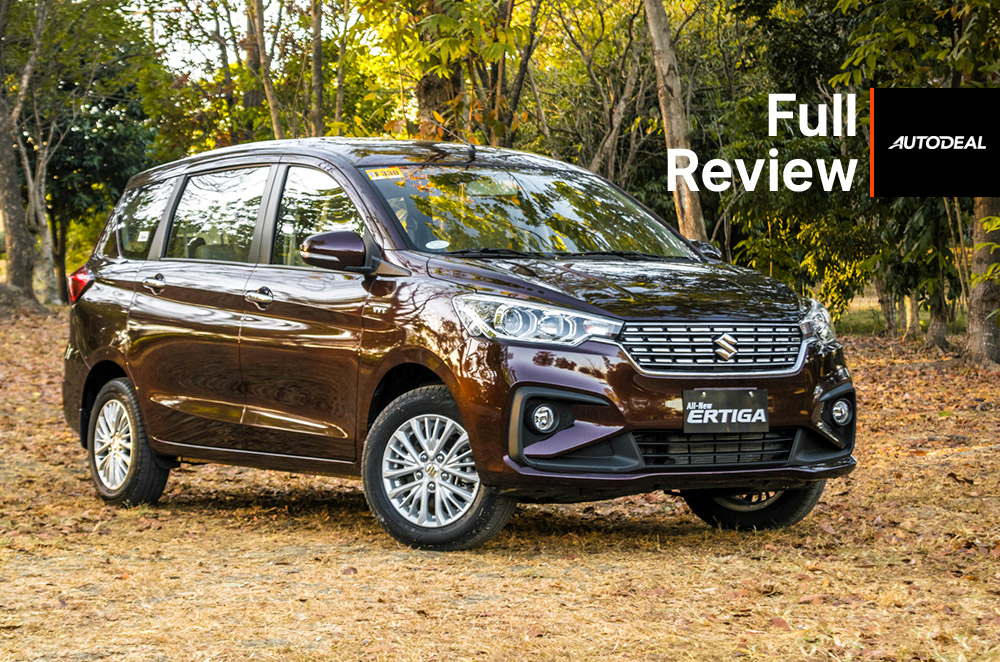 2019 Suzuki Ertiga Review Autodeal Philippines