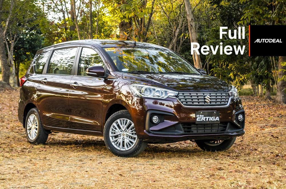 2019 Suzuki Ertiga Review | Autodeal Philippines