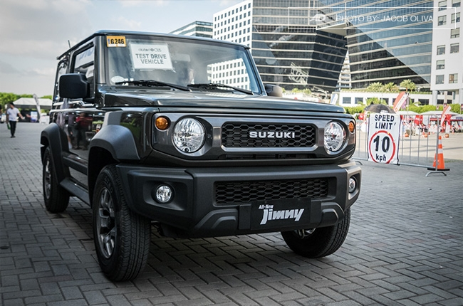 suzuki jimny   launched   ph  march autodeal