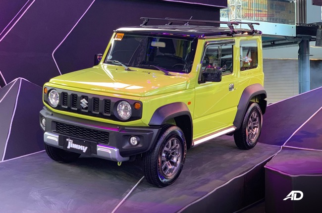 2019 Suzuki Jimny makes Philippine debut, starts at P975K