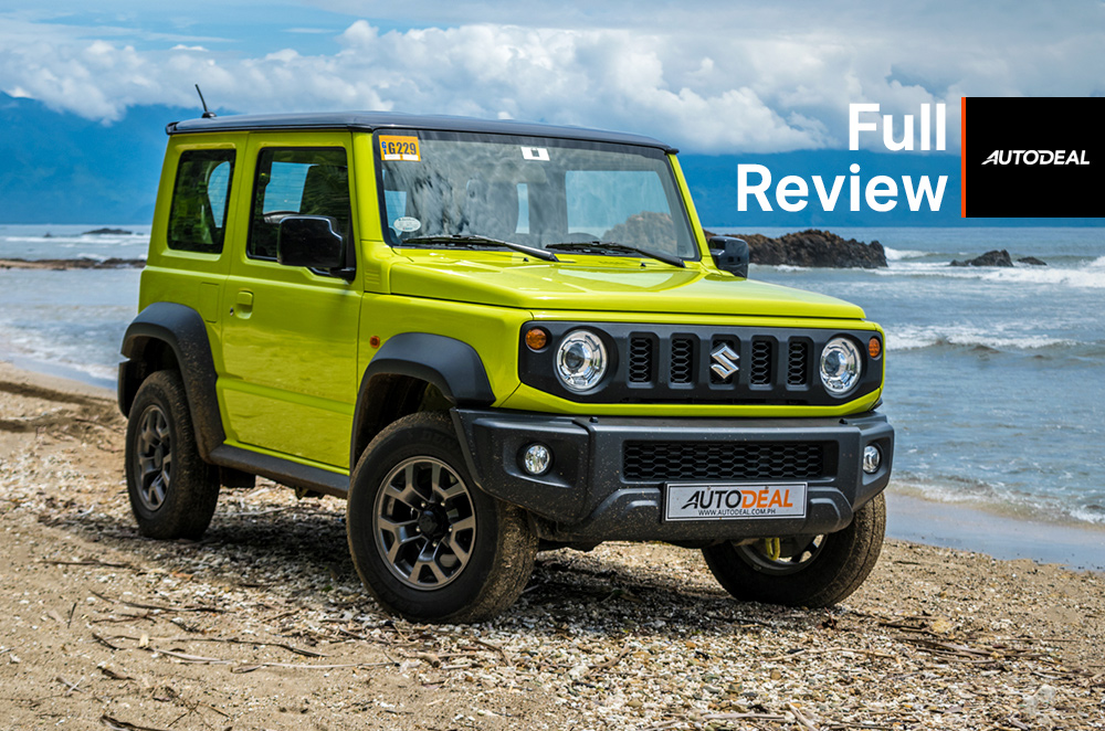 2019 Suzuki Jimny Review Autodeal Philippines