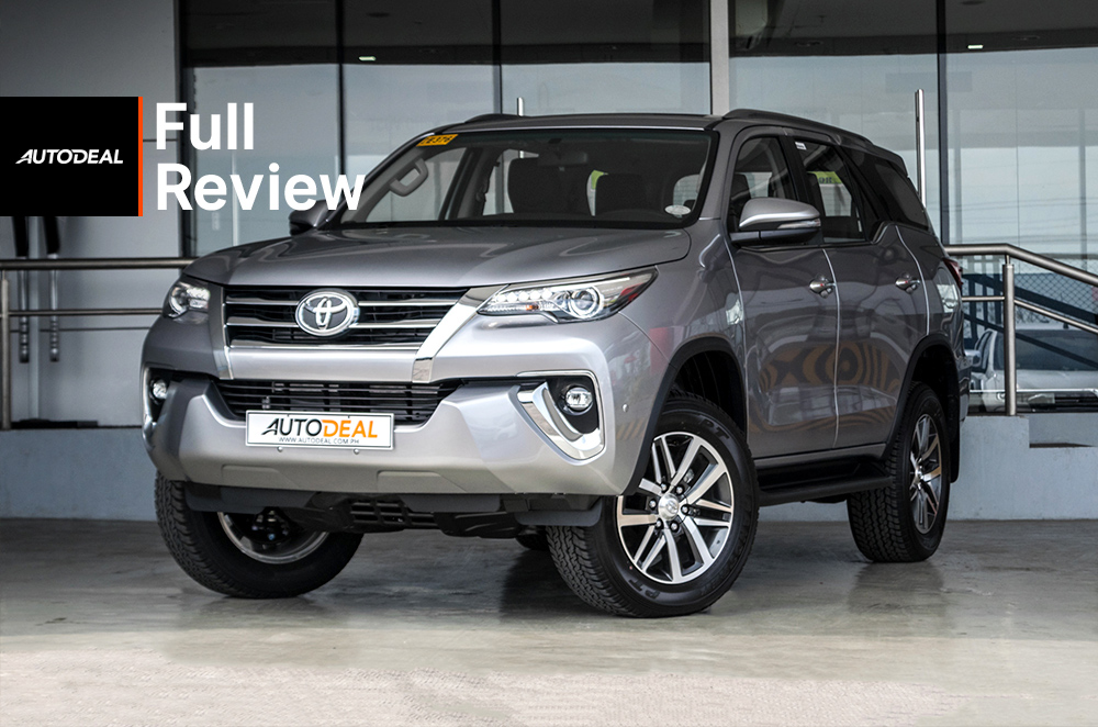 2020 toyota fortuner review