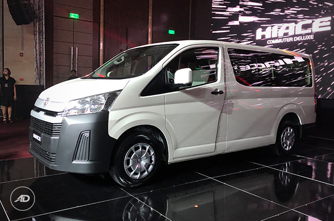 fd6ce84af3 Why did Toyota choose Philippines for the Hiace world premiere ...