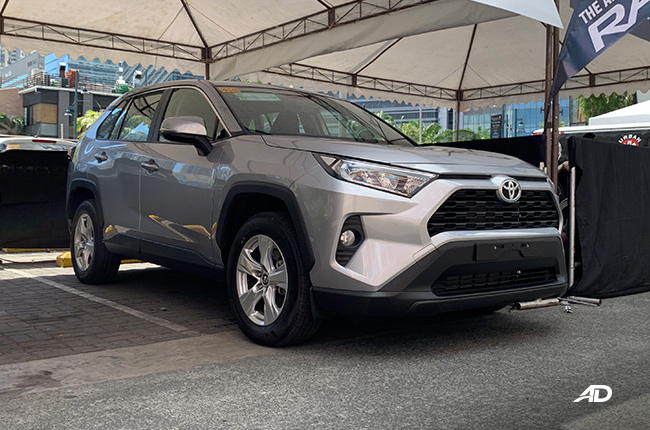 2019 Toyota Rav4 First Drive Impressions Autodeal Philippines