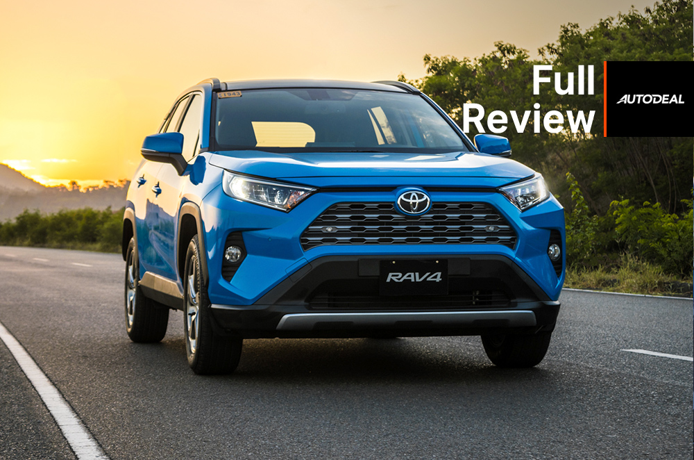 2019 Toyota Rav4 Review Autodeal Philippines