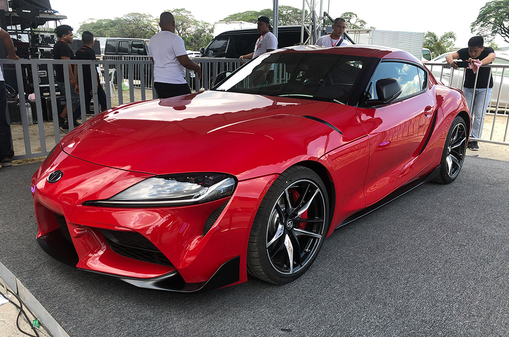 2019 Toyota Supra Revealed At Clark Heres What We Know Autodeal