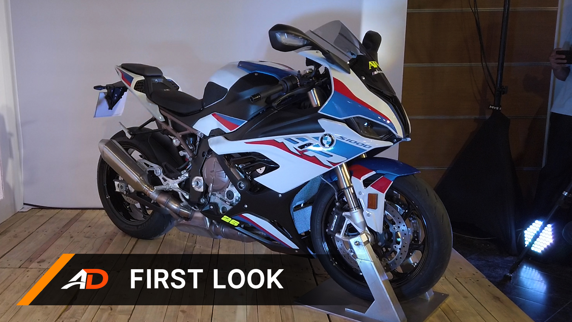 Bmw S1000rr For Sale >> 2020 BMW S1000RR M Sport - First Look | Autodeal