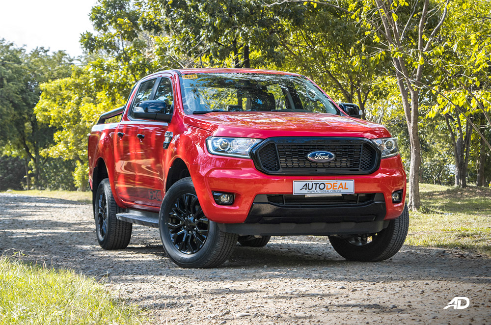 2020 Ford Ranger Fx4 Launch The Return To The Philippine Pickup Fray Autodeal