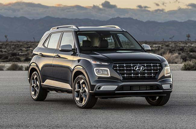 2020 Hyundai Venue Debuts As The Brand S Smallest