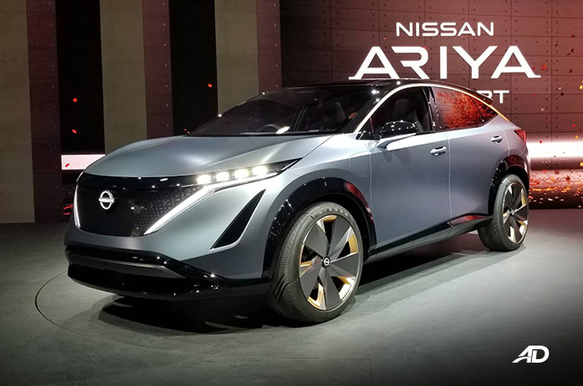 Nissan Ariya Concept is a window to the brand's future ...