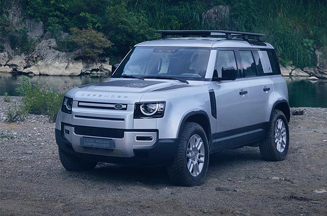 The 2021 Land Rover Defender is officially on sale in the ...