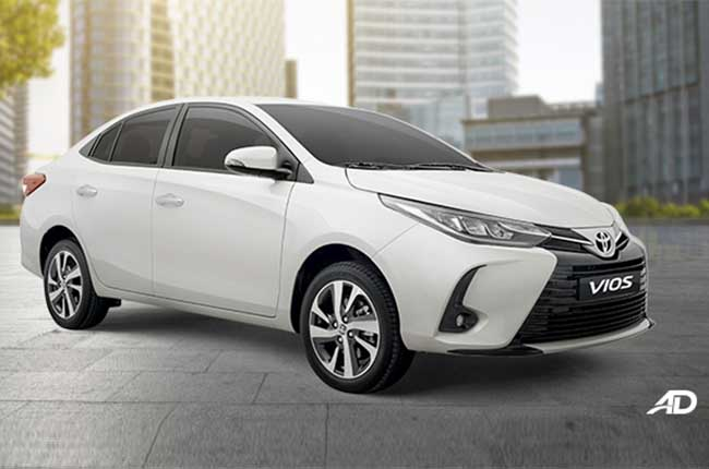 The 2021 Toyota Vios facelift has officially been launched ...
