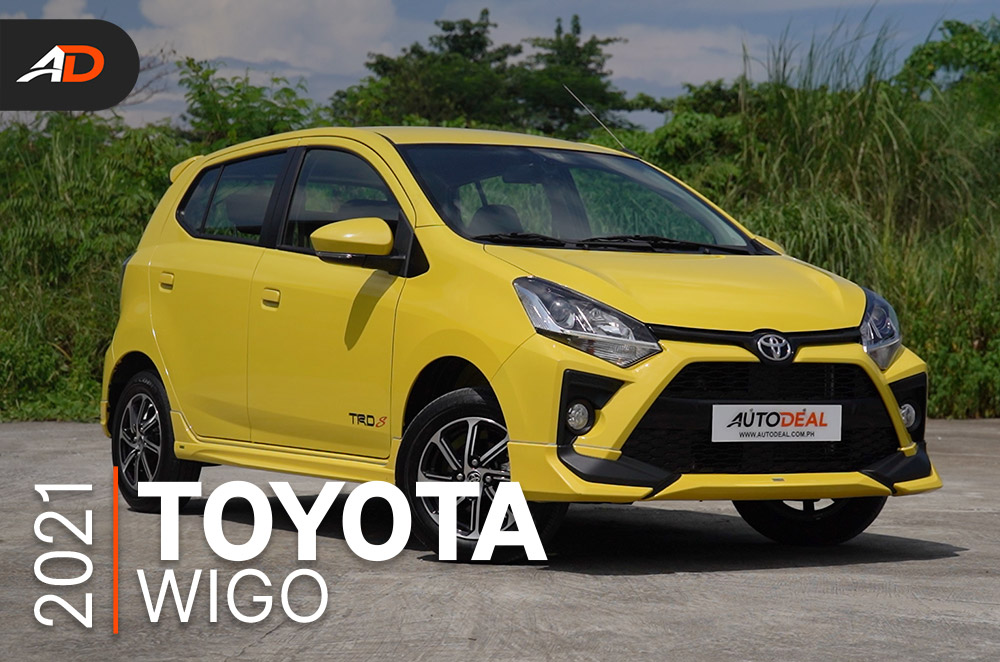 2021 Toyota Wigo Review - Behind the Wheel   Autodeal