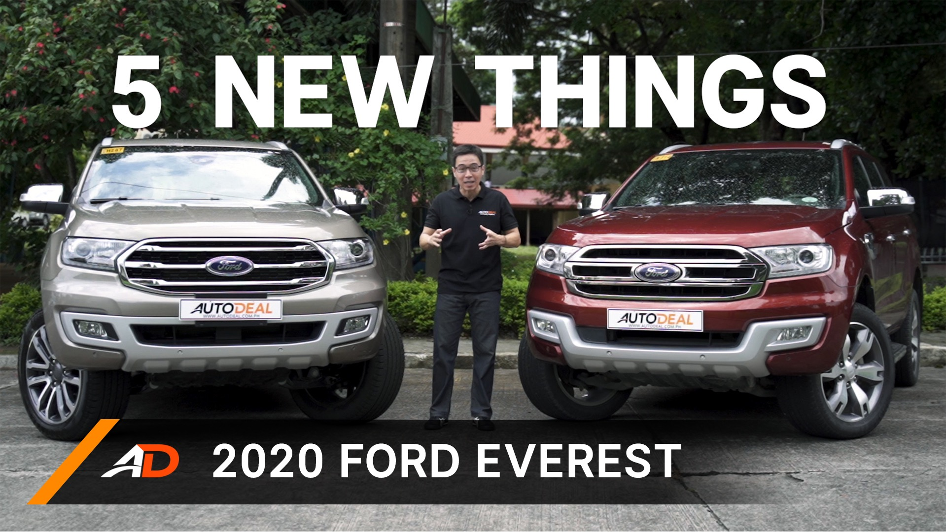 5 New Things In The 2020 Ford Everest Autodeal