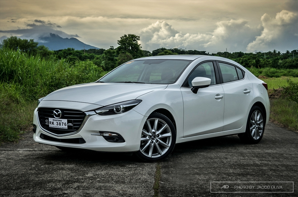 2017 Mazda3 Sedan 2 0 Skyactiv R Review Autodeal Philippines