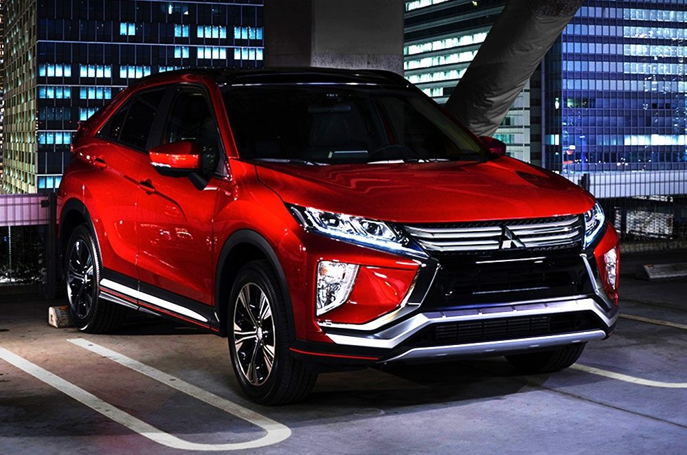 Mitsubishi Eclipse Cross To Launch Under Total Solar Eclipse Autodeal