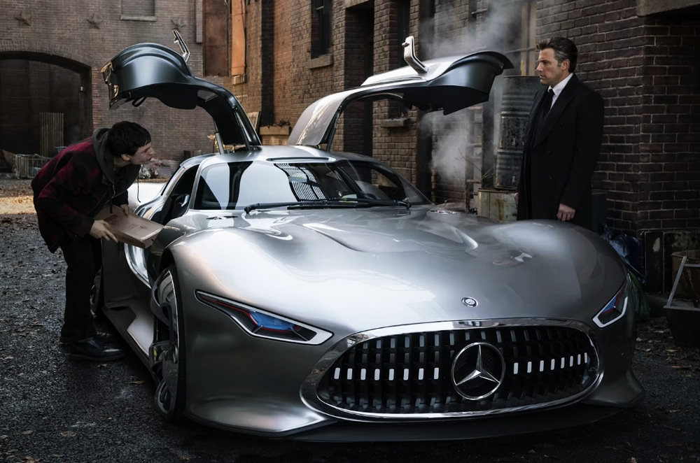 Mercedes AMG Vision GT is how Batman wants to roll   Autodeal