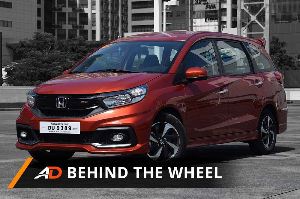 2018 Honda Mobilio Rs Navi Review Behind The Wheel Autodeal