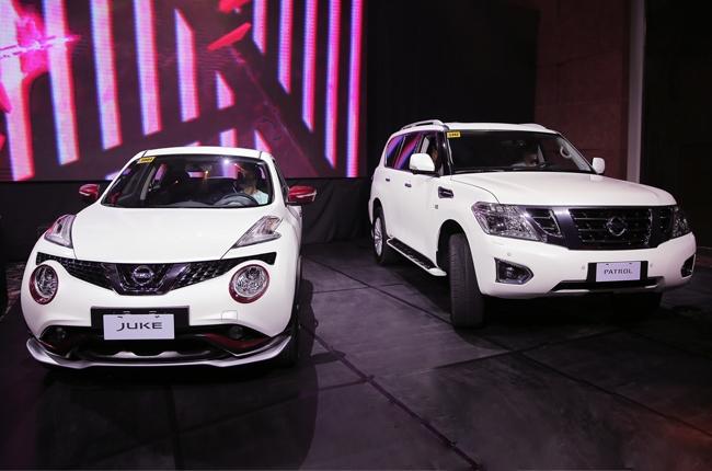 nissan ph launches  urvan premium  juke  style patrol royale autodeal