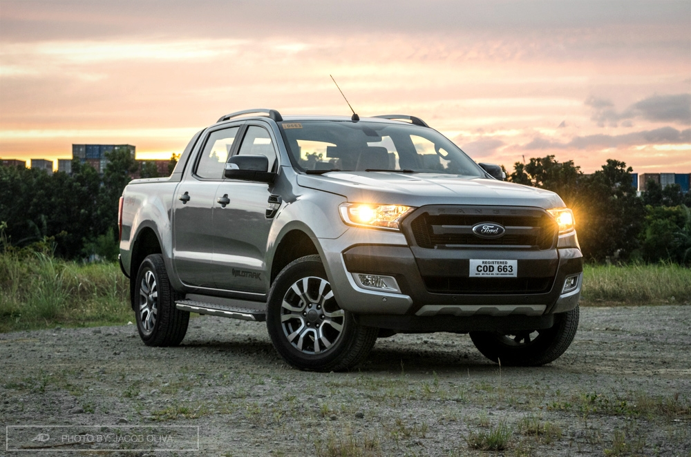 Ranger Ford 2018 >> Review 2017 Ford Ranger 3 2 Wildtrak 4x4 At Autodeal Philippines