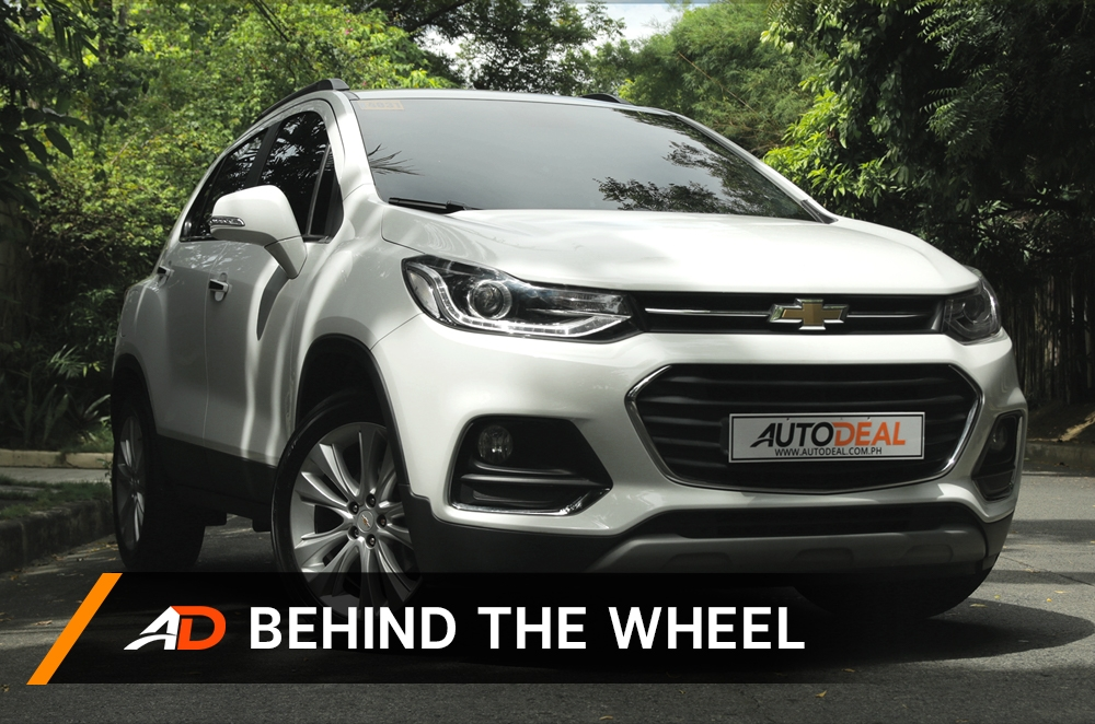 2018 Chevrolet Trax Lt Review Behind The Wheel Autodeal