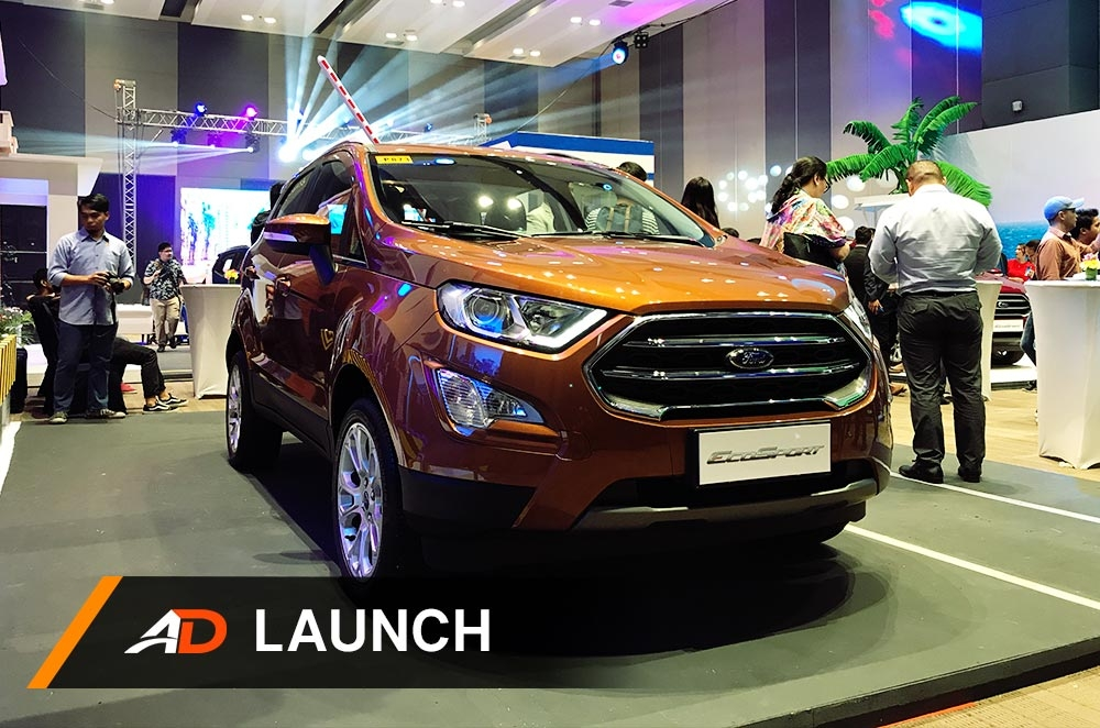 2019 Ford Ecosport Launch Autodeal