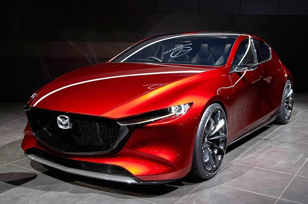 Report: 2020 Mazda CX-3 will be bigger, faster, and more ...