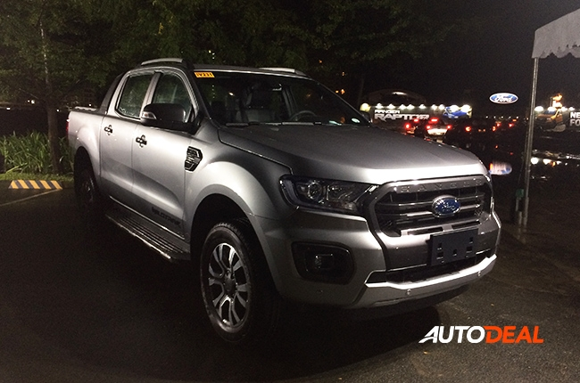 2019 Ford Ranger gets new face and twin-turbo engine ...