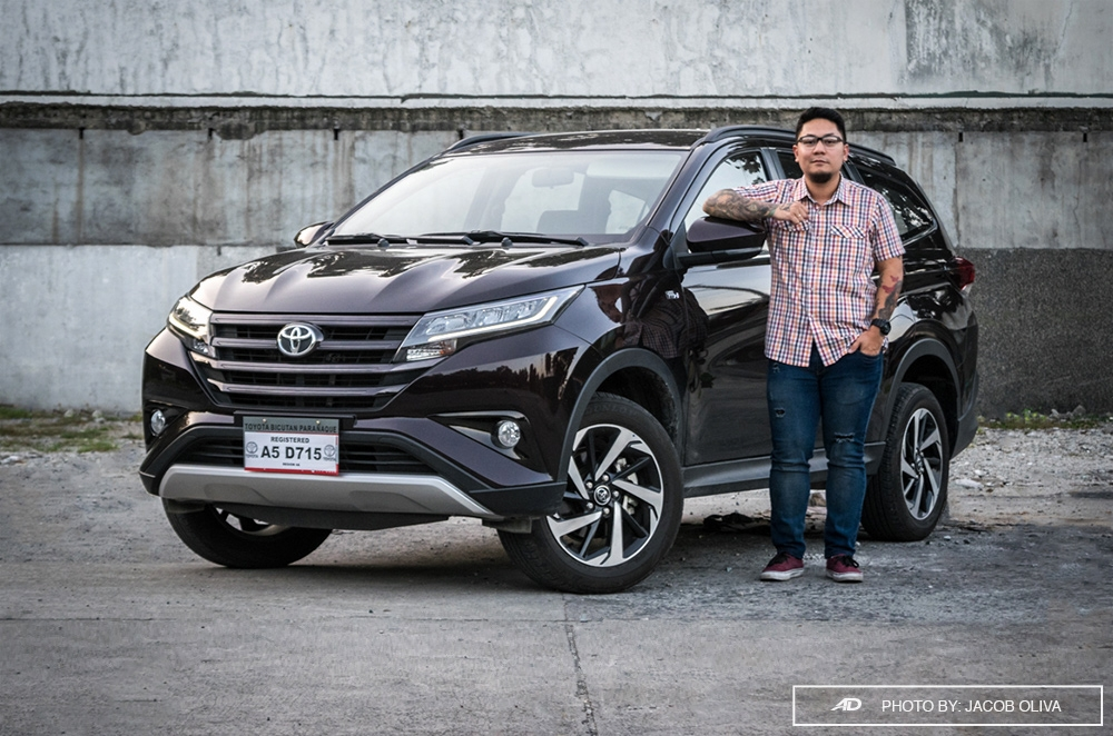 Review: 2018 Toyota Rush 1.5 G AT | Autodeal Philippines