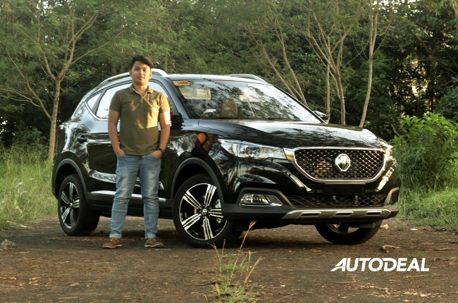 2018 Mg Zs Review Autodeal Philippines