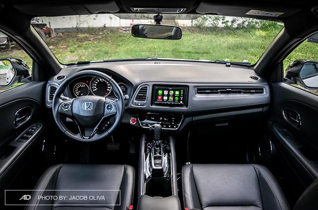 2019 Honda HR-V Interior and Cargo Space   Autodeal ...