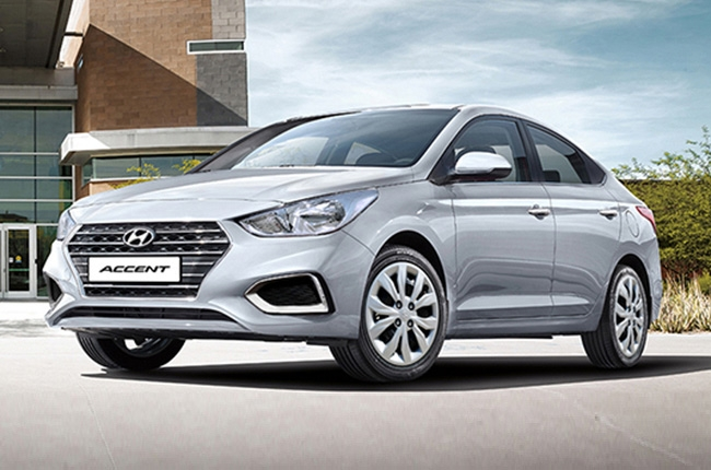 Here Are The Official Prices Of The 2019 Hyundai Accent Sedan Autodeal
