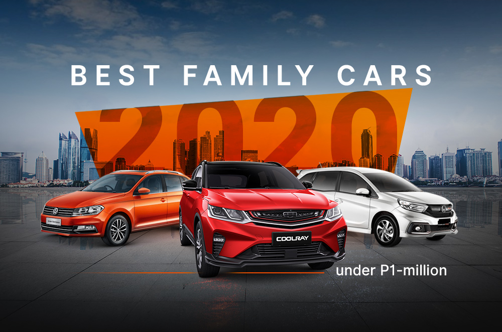 11 Best Family Cars In The Philippines Under P1 Million Autodeal