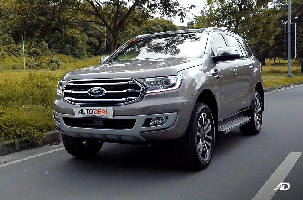 Facelifted 2020 Ford Everest – First Drive Impressions | Autodeal