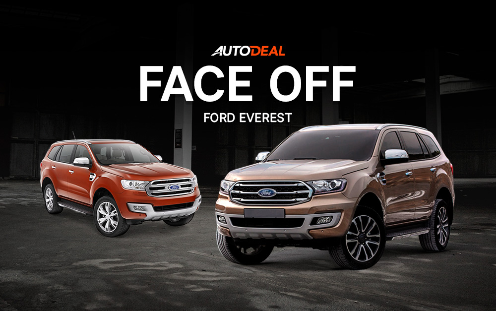face     ford everest autodeal