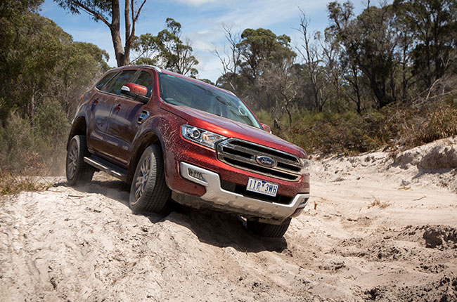 Geliebte Here are some off-road driving tips from Ford | Autodeal #CH_72